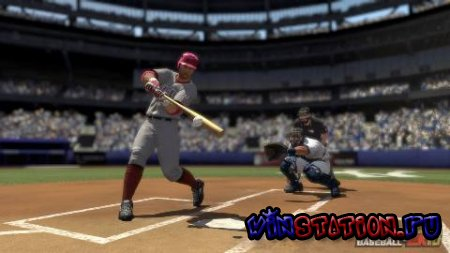 Major League Baseball 2K10 (PSP)