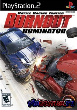 Burnout: Dominator (PS2)