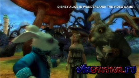 Alice in Wonderland (Wii)