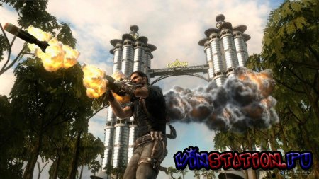 Just Cause 2 (2010/ENG/PC)