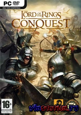 The Lord of the Rings: Conquest / Противостояние (PC/RUS/Repack)