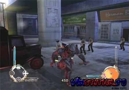 —качать Predator: Concrete Jungle (PS2) бесплатно