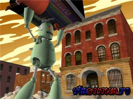 Sam & Max: Beyond Time and Space (Wii)