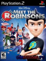 Disney's Meet the Robinsons (PS2)