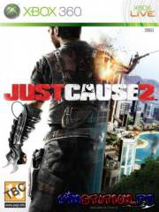 Just Cause 2 (XBOX360)