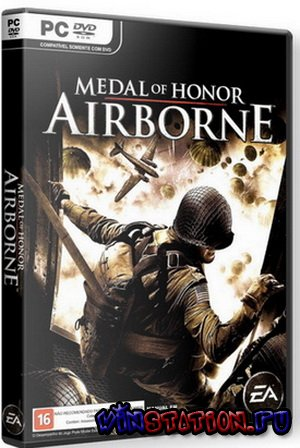 Скачать Medal Of Honor - Airborne (PC/RUS/RePack) бесплатно