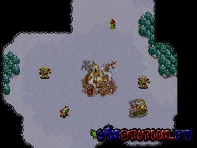 War craft 2 (PSX/RUS/1996)