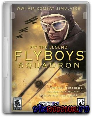 Flyboys Squadron (PC/RUS)