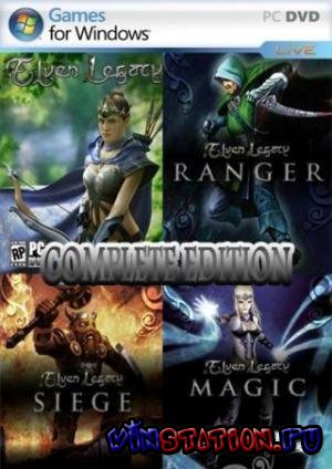 Elven Legacy: Complete Edition (PC)