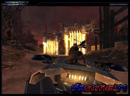 Terminator 3: The Redemption (PS2/RUS/2004)
