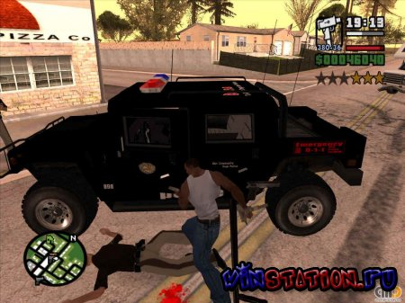 GTA San Andreas - Collection [10in1] (2010/RUS/RePack)