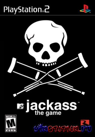 Jackass: The Game (PS2/RUS)