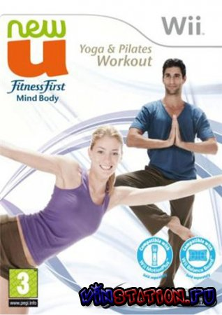 New U Fitness Yoga and Pilates (Wii)