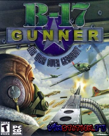 B-17 Gunner: Air War Over Germany (PC/RUS)