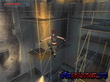 Tomb Raider: The Angel of Darkness (PS2/RUS)