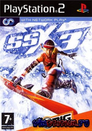 SSX 3 (PS2/RUS)