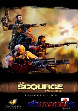 The Scourge Project Episode 1 and 2 (PC/Repack)