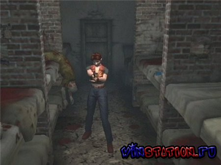 Resident Evil: Code Veronica X (PS2/RUS)
