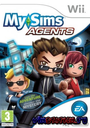 MySims Agents (Wii)