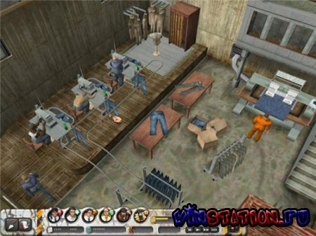 Prison Tycoon 4: SuperMax (PC/RUS)