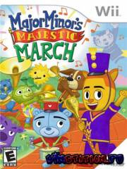 Major Minor's Majestic March