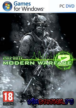 Скачать CoD: Modern Warfare 2 AlterIWNet (PC/RUS/RePack) бесплатно