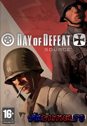 ������� Day of Defeat Source v.1.5 (PC/RUS/Repack) ���������