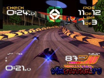 ������� ���� Wipeout XL (ENG)