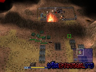������� Warzone 2100 (PSX/RUS) ���������