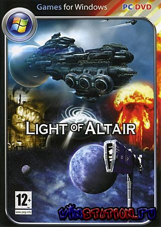 Скачать Light of Altair (PC/RUS) бесплатно