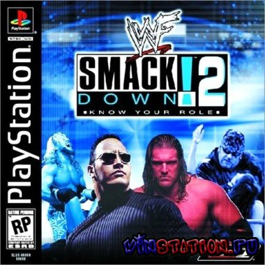 WWF Smackdown 2: Know Your Role (PSX)