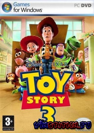 ������� Toy Story 3: The Video Game (PC) ���������