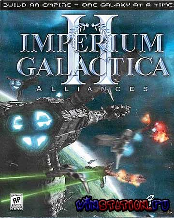 Скачать Imperium Galactica 2: Alliances (PC/RUS) бесплатно