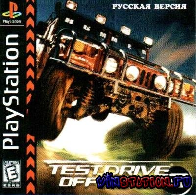 Test Drive Off-Road 3 (RUS)