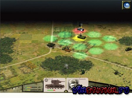 Panzer General 3 Assault & Scorched Earth (PC/RUS)