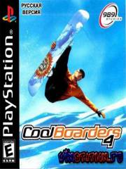Cool Boarders 4 (PS1/RUS)