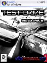 Test Drive Unlimited Megapack (PC/RUS)
