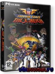 Freedom Force vs The Third Reich (PC/RUS/RePack)
