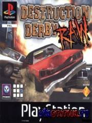 Destruction Derby Raw (PS1/RUS)