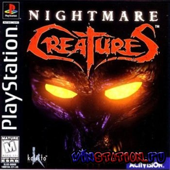 Скачать игру Nightmare Creatures (PSX/RUS)