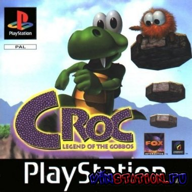 —качать игру Croc: Legend of the Gobbos (PSX)