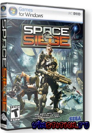 Скачать Space Siege (PC/RUS/RePack) бесплатно