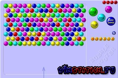 Bubble Shooter Flash Edition (PC)