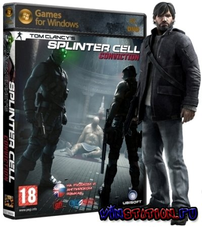 Splinter Cell: Conviction Deluxe Edition (2010/RUS/RePack by R.G.RePacker`s)