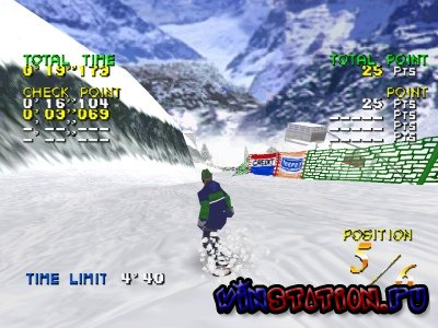 ������� ���� Freestyle Boardin' 99 (PSX)