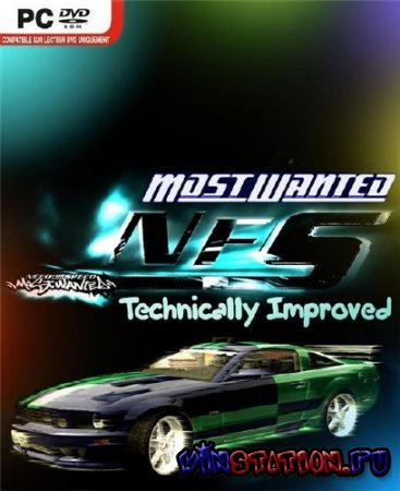 ������� NFS: Most Wanted - Technically Improved (PC/RUS/RePack) ���������