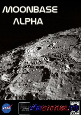 Скачать Moonbase Alpha (PC) бесплатно