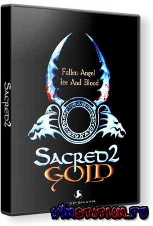 Sacred 2: Gold. Fallen Angel + Ice And Blood (2010/RUS/RePack by Fenixx)