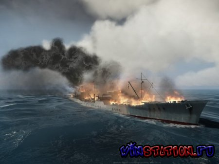 Silent Hunter 5: Battle of the Atlantic (2010/ENG/ by ViTALiTY)