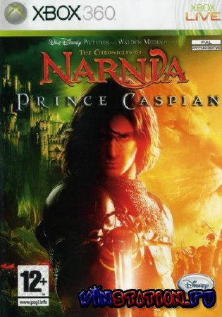 Скачать The Chronicles of Narnia: Prince Caspian (XBOX360) бесплатно